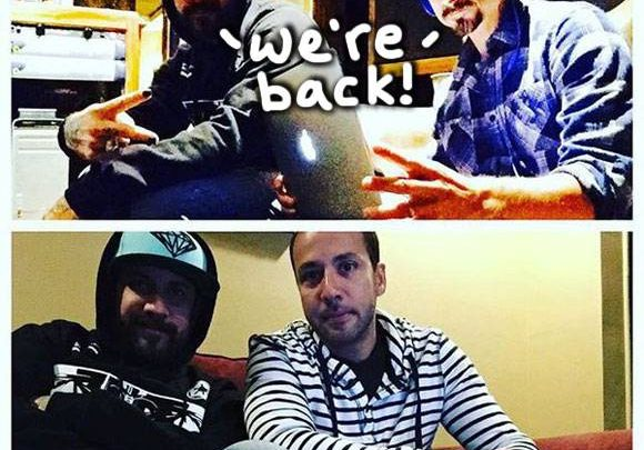 The Backstreet Boys Just Finished Their First Week Recording A New Album  Check Out All The Photographic Proof Of Their 2016 Return!