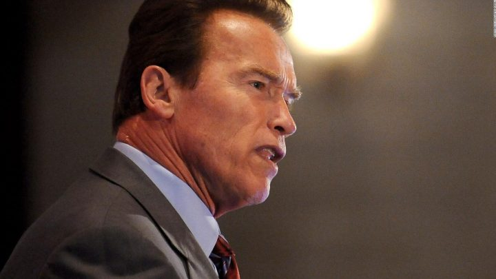 Arnold Schwarzenegger 'feeling much better' after heart surgery