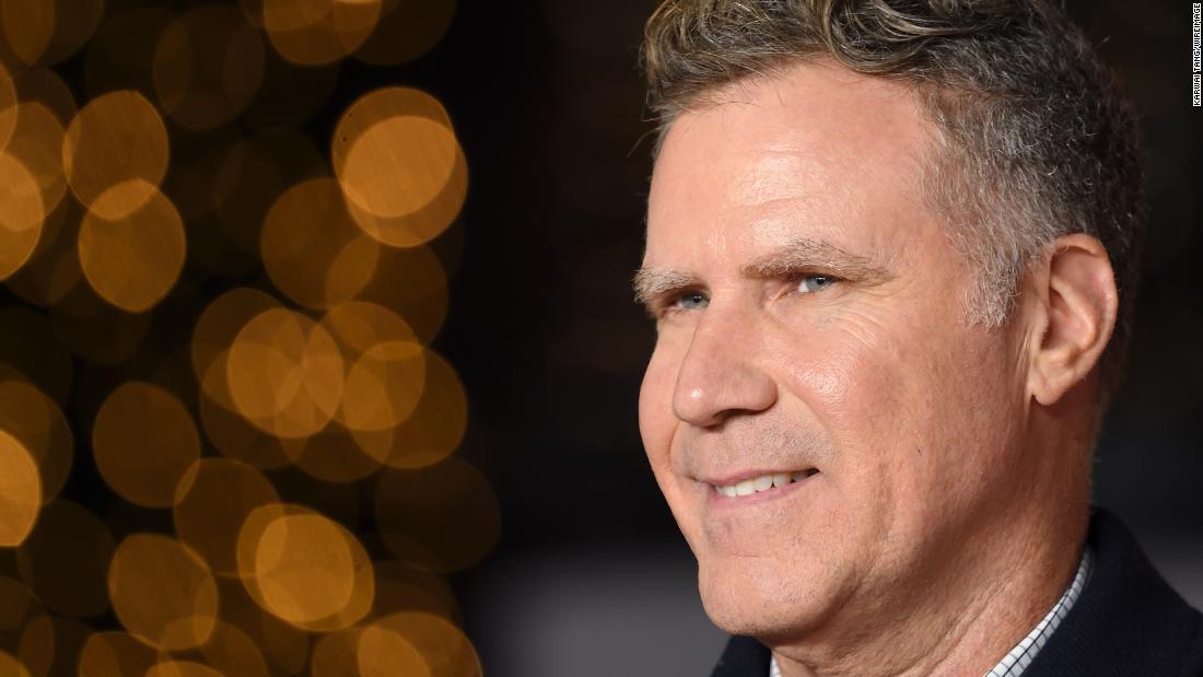 Will Ferrell unhurt, feeling 'grateful' after car accident