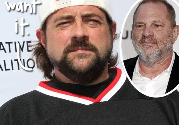 Kevin Smith Is Giving All His Residuals From Harvey Weinstein Movies To Women's Charity!