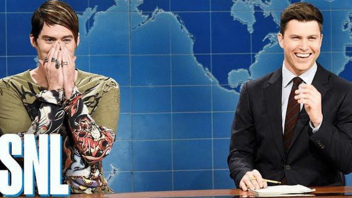 Bill Hader returns as Stefon on 'Saturday Night Live' and it's glorious