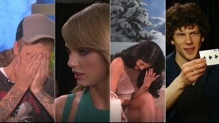 Top 10 awkward celebrity interviews