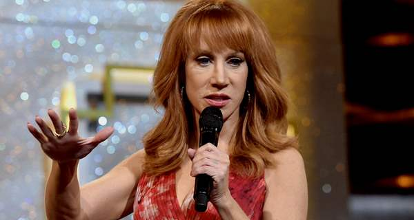 Trump 'absolutely used me': Kathy Griffin STILL playing the VICTIM in that severed head incident