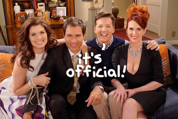 Will & Grace Is Officially Coming Back To TV To Save Us From Donald Trump!
