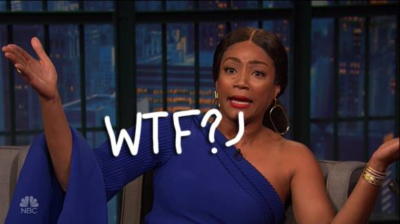 Tiffany Haddish Calls Out TMZ!