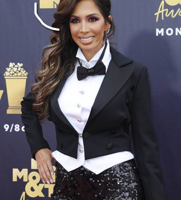 Farrah Abraham Wants To Be A Screenwriter & Is Already Working On A Teen Mom Movie!