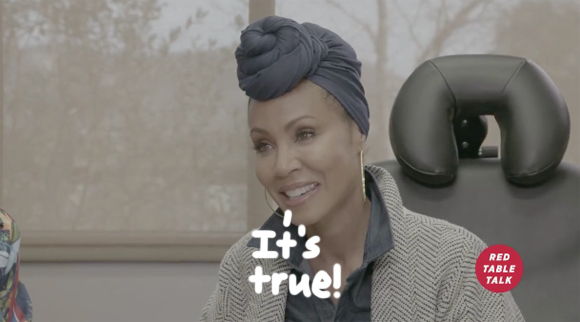 46-Year-Old Jada Pinkett Smith Says Her Vagina 'Is Like A 16-Year-Old'!!!