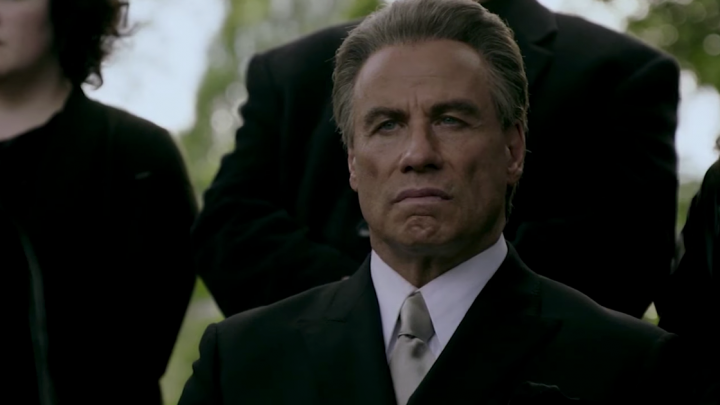 'Gotti' appears to be posting fake positive reviews on Rotten Tomatoes