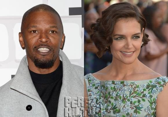 Katie Holmes' Rep Says Jamie Foxx Split Report '100 Percent Untrue' — So Does This Kinda Confirm Their Relationship??