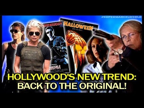 Hollywood's Latest Trend: BACK 2 THE ORIGINAL!