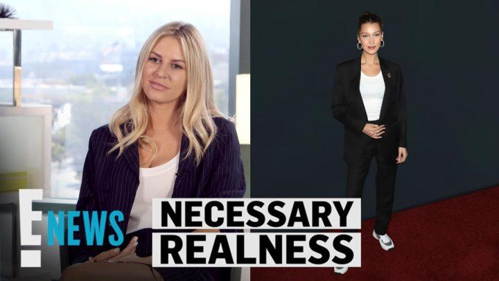 Necessary Realness: The Dad Sneaker Trend | E! News