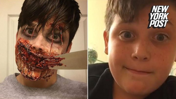 These teens are creating Hollywood-level gore   New York Post