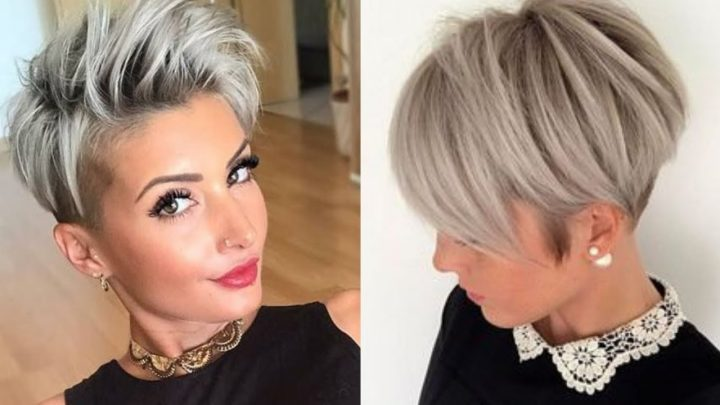 Winter 2018 / 2019 Haircut Trends – Bobs, Pixie Cuts & More!