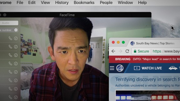 'Searching' is the rare movie about the internet that actually gets the internet
