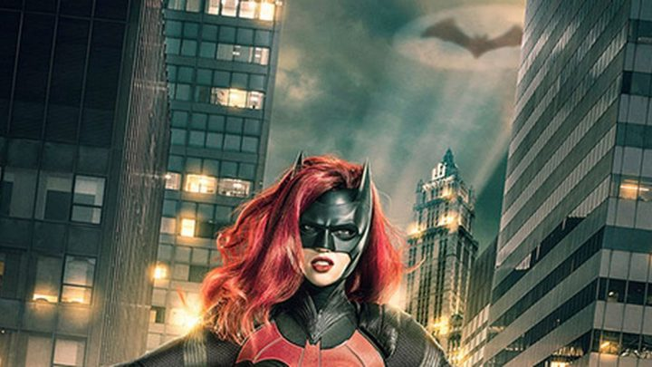 First look at Ruby Rose as The CW's Batwoman is pretty perfect