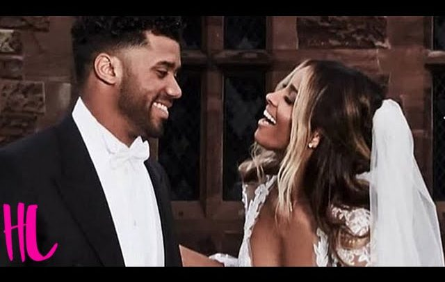 Ciara & Russell Wilson Wedding Album Is Finally Here