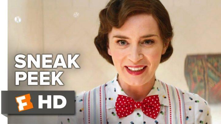 Mary Poppins Returns Sneak Peek (2018)   Movieclips Trailers