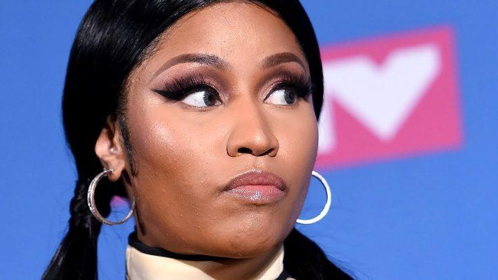 Nicki Minaj Slams Travis Scott After Shading Her At MTV VMAS 2018   Hollywoodlife