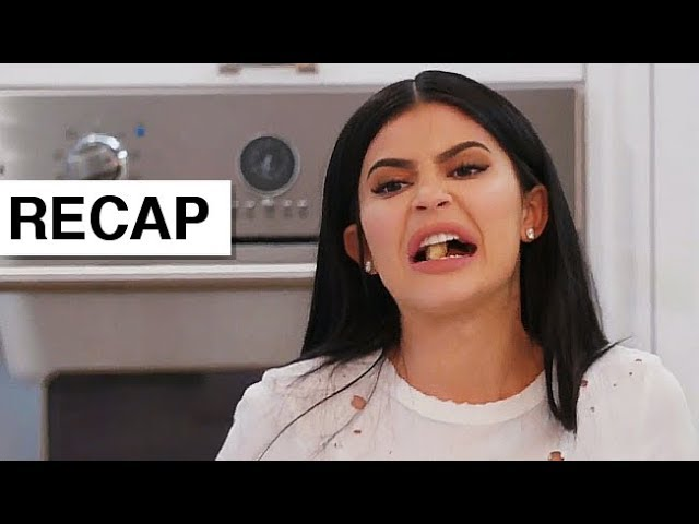 Kylie Jenner Tells Why She Got Fake Lips – Life Of Kylie Ep 7 Recap