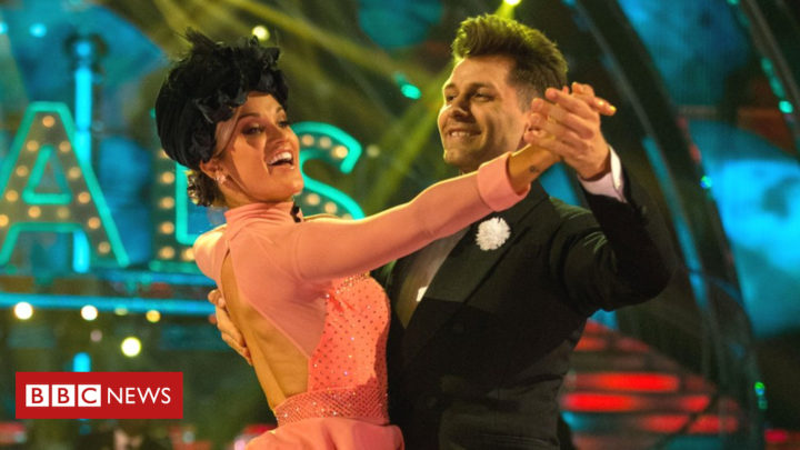 Is Ashley Roberts too good to be on Strictly?