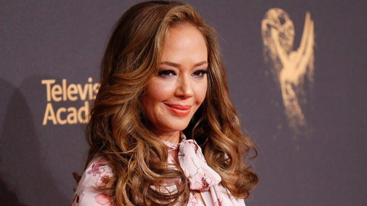 Leah Remini claims she still receives threats from the Church of Scientology