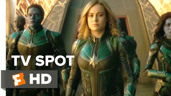 Captain Marvel TV Spot (2019) | 'Climb' | Movieclips Trailers