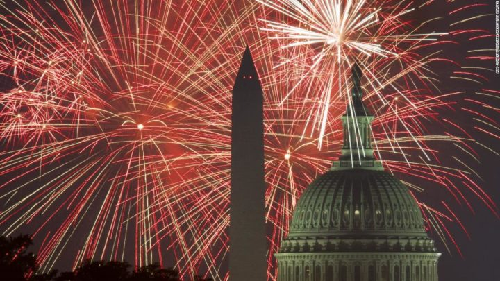 Trump touts 4th of July event, says it will be 'one of the biggest gatherings in the history of Washington, D.C.'