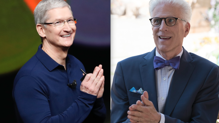 Apple's biggest trick yet: Making us believe it's The Good Place