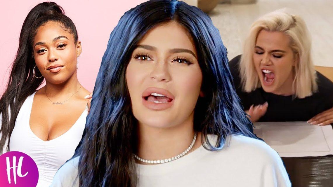 Kylie Jenner Quit Keeping Up Over Jordyn Woods & Khloe Kardashian Drama?   Hollywoodlife