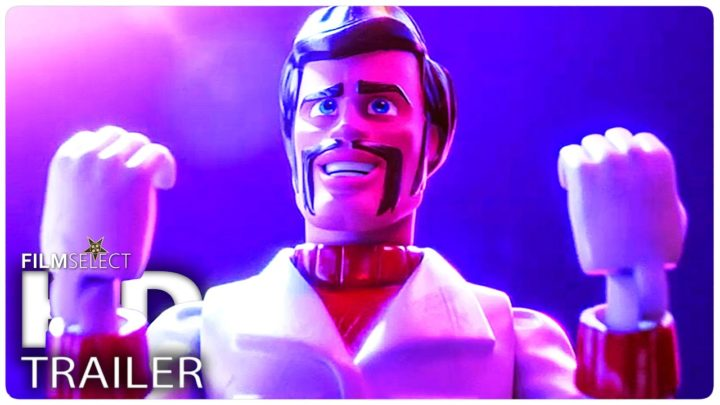 TOY STORY 4 Trailer 4 (2019)