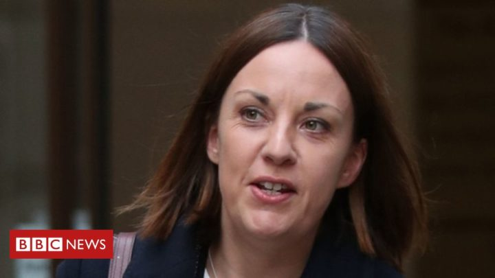 Dugdale silent over claims she will quit as MSP