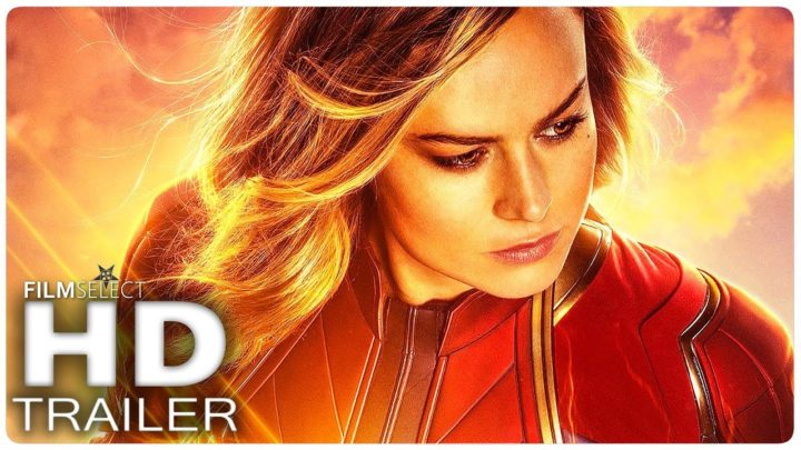 CAPTAIN MARVEL Trailer 3 (2019)