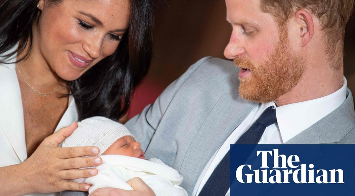 Royal doody: What Prince Harry can teach us about modern fatherhood