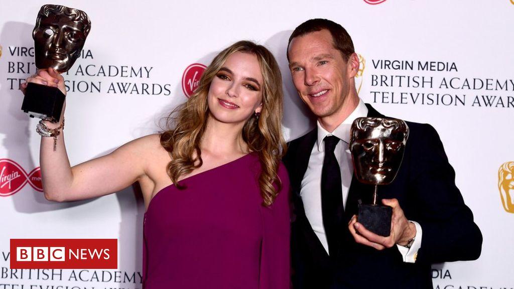 Killing Eve slays rivals at Bafta Awards