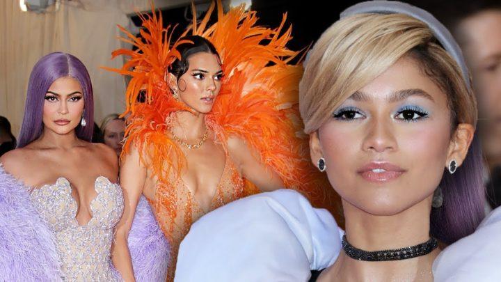 Kylie Jenner Met Gala Meme Goes Viral & Zendaya Dissed For Cinderella Dress