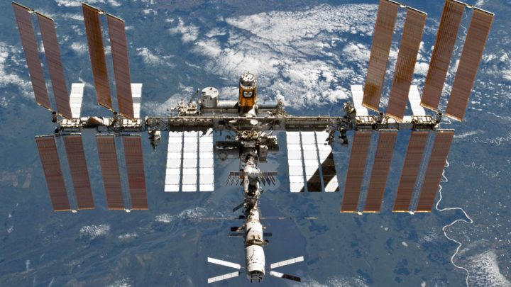 NASA Went to the Stock Exchange to Try to Sell the ISS