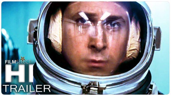 FIRST MAN Trailer (2018)