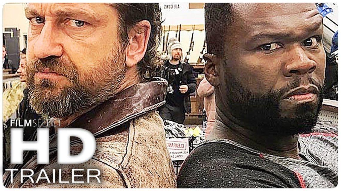 DEN OF THIEVES Trailer (2018)