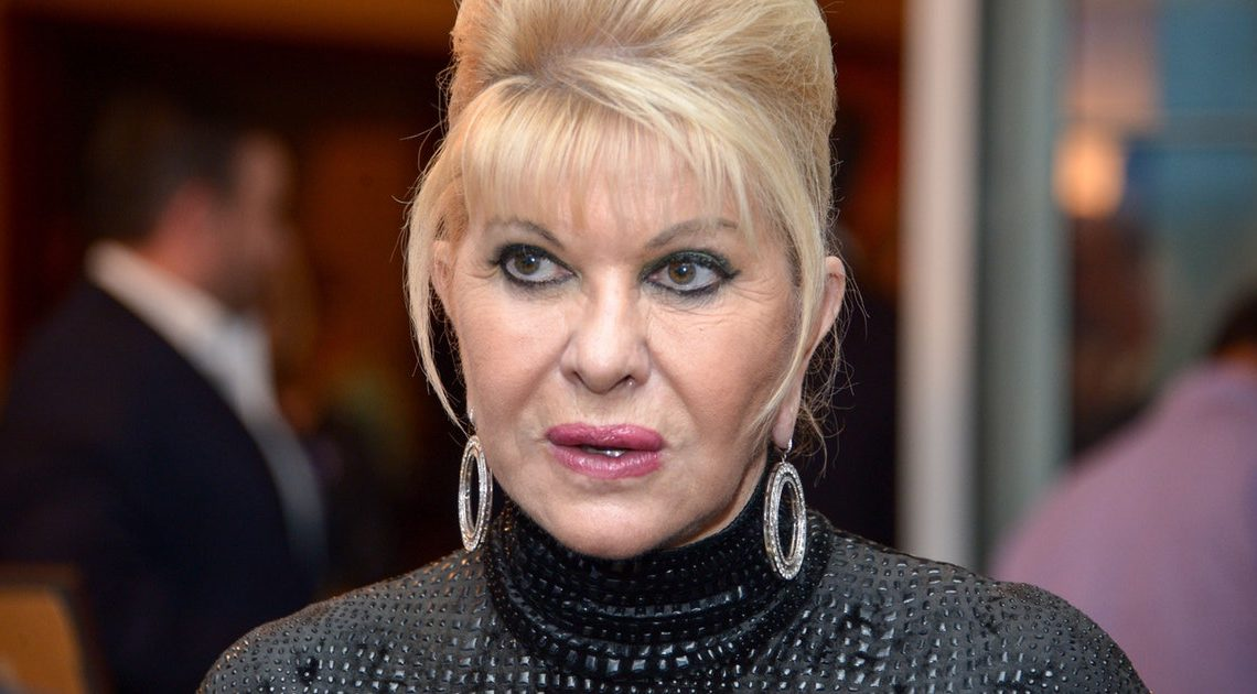 Ivana Trump Made Off With A Massive Settlement After Divorcing Donald Trump