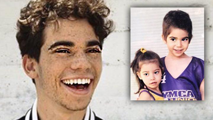 Cameron Boyce Sister Gives Emotional Tribute As Descendants 3 Cancels Premiere