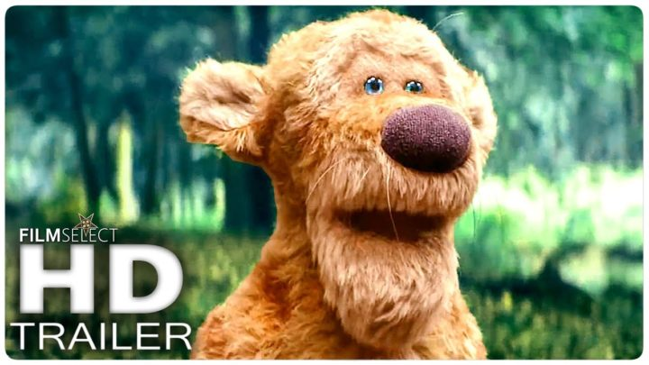 CHRISTOPHER ROBIN Trailer 3 (Winnie Pooh 2018)