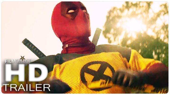 DEADPOOL 2 Trailer 3 (2018)