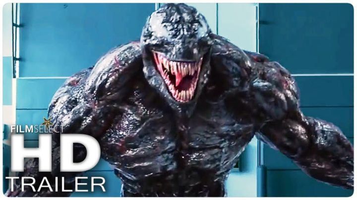 VENOM: All NEW Clips + Trailers (2018)