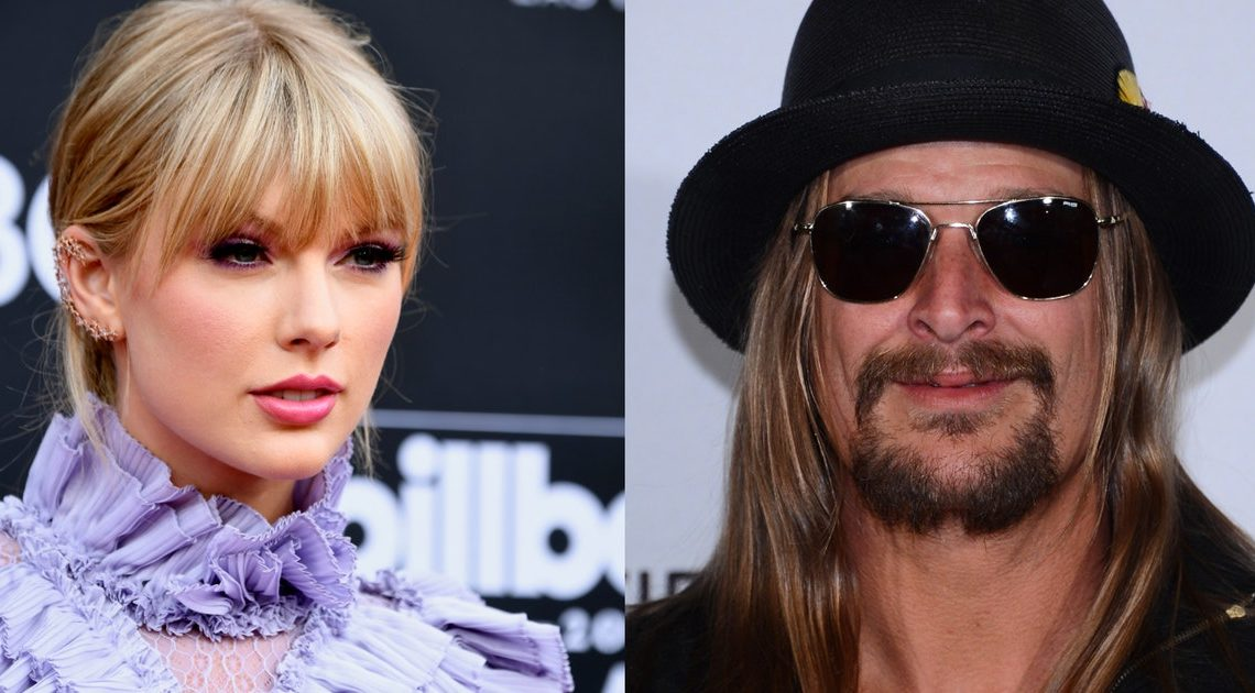 These Responses To Kid Rocks Degrading Tweet About Taylor Swift Are Perfect