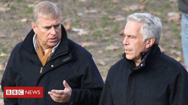 Andrew: I did not suspect Epstein's behaviour