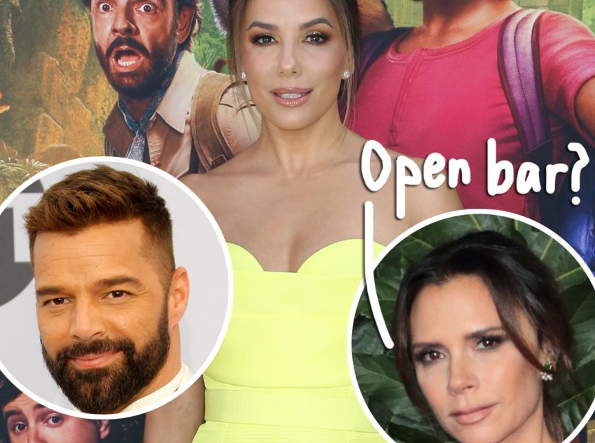Eva Longoria Reveals Which Stars Got The Drunkest At Her Wedding & Answers SHADY Questions On 'WWHL'! – Perez Hilton