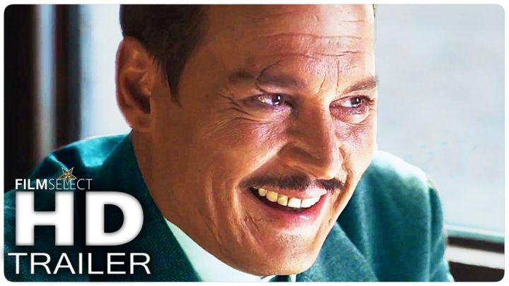 MURDER ON THE ORIENT EXPRESS Trailer 2 (Extended) 2017