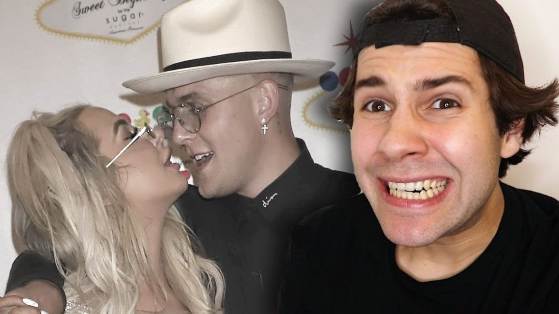 David Dobrik Reveals Why Jake Paul & Tana Mongeau Will Break Up
