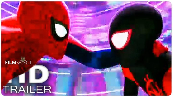 SPIDER MAN: Into The Spider-Verse All Clips + Trailers (2018)