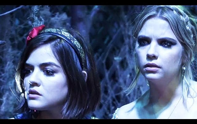 """Pretty Little Liars Finale Reveals """"A"""" And Fans Are Furious"""